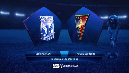 Lech Poznań 3:2 Pogoń Szczecin - Matchweek 28: HIGHLIGHTS