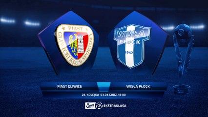 Piast Gliwice 1:0 Wisła Płock - Matchweek 28: HIGHLIGHTS