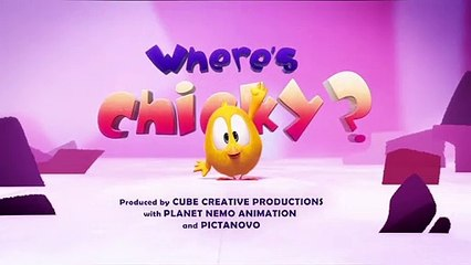 Where is Chicky ? Funny Cartoons - Cartoon Où est Chicky  Episode 10