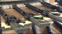 US gun control: Campaign to block law change