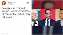 Débat européennes. Le Conseil d'État donne raison à France TV contre Hamon, Asselineau et Philippot