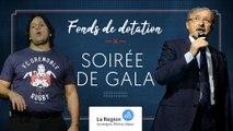Deuxième soirée de gala du Fonds de dotation du FCG