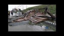 Le typhon Mangkhut fait plusieurs morts aux Philippines