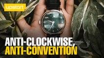 UPSTART: The unconventional timepiece maker