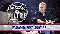 Franck Dubosc ferme la porte à Camping 4 et lance un appel pour son prochain film
