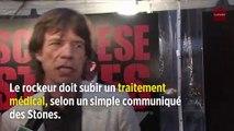 Mick Jagger opéré : c'est grave, docteur ?