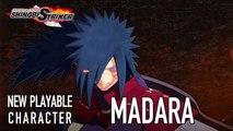 Naruto to Boruto : Shinobi Striker - Trailer Madara