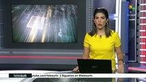 teleSUR Noticias: Avanza plan de recuperación del sistema eléctrico