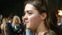 Maisie Williams va organiser l'enterrement de vie de jeune fille de sa copine Sophie Turner