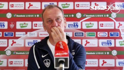 Red Star - Brest | Conférence de presse d'avant-match