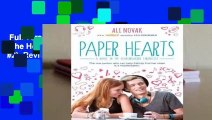 Full version  Paper Hearts (The Heartbreakers Chronicles, #2)  Review