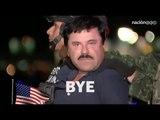 Chapo, bye, bye, bye... Bye, bye!