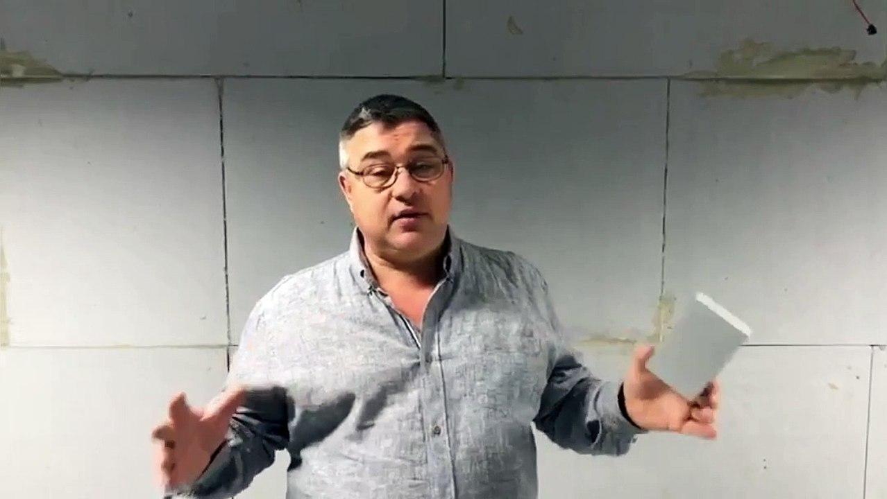 Comment Traiter Les Infiltrations Dans Ma Maison Nouveau Produit Humidistop Video Dailymotion