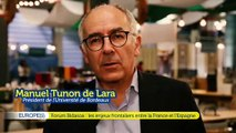 Europe(s) - Forum Bidasoa : les enjeux frontaliers France/Espagne