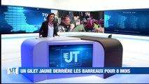 A la Une : 10 % en moins sur votre facture d'eau / 150 euros pour un nid de guêpe / La grève des enseignants contre la réforme Blanquer / 152 HLM équipés en panneaux photovoltaïques à Saint-Chamond