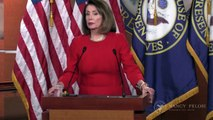 Pelosi Announces House Plans To Sue Over Trump's Border Wall Emergency