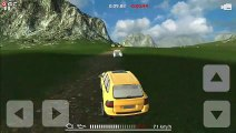 """Teron Offroad 4x4 Extreme """"Ice Jump"""" Driving - Android gameplay FHD #4"""