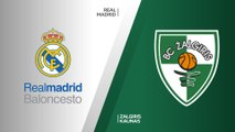 Real Madrid - Zalgiris Kaunas Highlights   Turkish Airlines EuroLeague RS Round 30