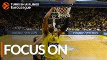 Focus on: Alex Tyus, Maccabi FOX Tel Aviv