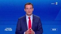 """La conclusion de Florian Philippot : """"Je vous appelle à voter. Votez de toute façon, pour qui vous voulez, mais votez"""""""