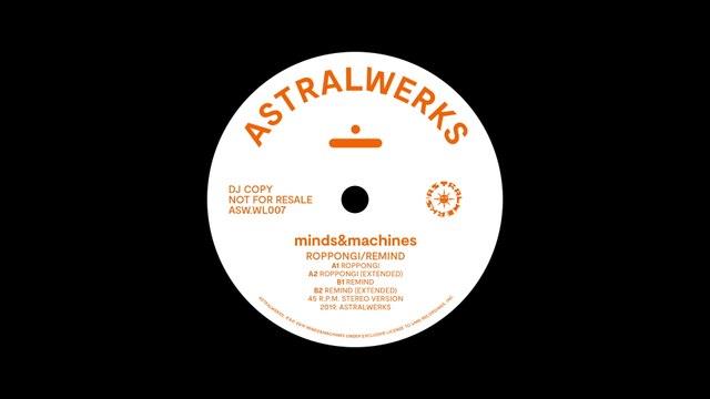 minds&machines - Roppongi