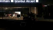 Atatürk Havalimanı'ndan yola çıkan ilk tırlar İstanbul Havalimanı'na ulaştı. Saat 03.00'da Atatürk Havalimanı'nda başlayan 'büyük göç' ile yola çıkan tırlar, yaklaşık bir saatlik yolculuğun ardından İstanbul Havalimanı'na vardı.