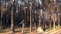 Belarus: les autorités arrachent des croix sur un mémorial