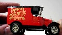 Corgi Model Vintage Delivery Trucks Lorry Vans Promotional Collectibles