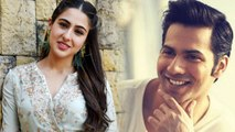 Sara Ali Khan Varun Dhawan starrer Coolie No 1 remake first look to be out on this date | FilmiBeat