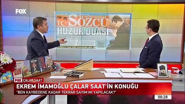 """Ekrem İmamoğlu """"Eyüp Sultan Camii'ni ziyaretimi basına duyurmadım"""""""