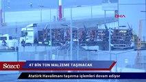Kaptanınız konuşuyor! Atatürk Havalimanı taşınma işlemleri devam ediyor