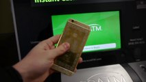 How Much Will Eco Atm Machine Give Me for 24K Gold iPhone - video