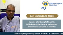 PATIENT TESTIMONIAL | DR RAVINDRA SANGLIKAR | PULMONOLOGIST IN THANE, MUMBAI | LUNG SPECIALIST | LUNG EXPERT DOCTOR