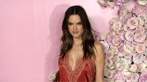 "Alessandra Ambrosio ""Patrick Ta Beauty Collection Launch"" Pink Carpet"