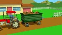Orange Concombre and Black Pickup | Car Wash For Kids | Orange Auto Conte, Lavage de la voiture