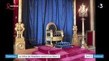 Fontainebleau : le trône de Napoléon mis aux enchères serait-il un faux ?