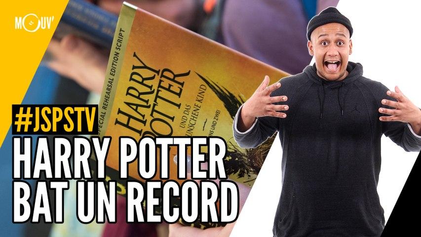 Je sais pas si t'as vu... Harry Potter bat un record