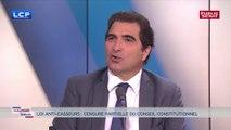 Censure partielle de la loi anticasseurs : Christian Jacob demande au président de la République un réexamen du texte