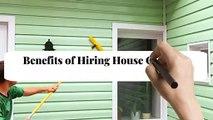 Benefits of Hiring House Cleaning Service Woodbridge VA