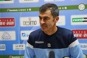 """Valenciennes-ESTAC⎥Rui Almeida : """"Le classement, on verra après"""""""