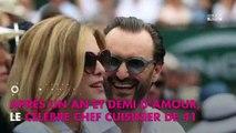 Cyril Lignac célibataire : Avec sa chérie Marine, ce serait terminé