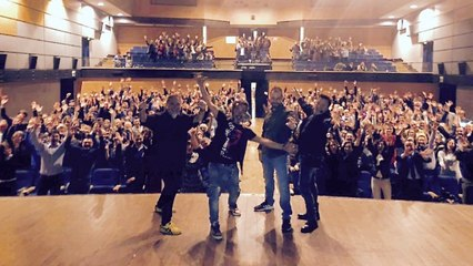 COLARADO, ZELIG & CAMERA CAFE' - Comedy Ring a Brescia - 29 March 2019