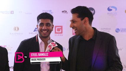 BritAsia TV Punjabi Film Awards 2019 Red Carpet: Steel Banglez