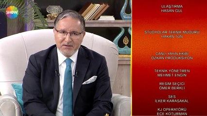 Prof.Dr. Mustafa Karataş ile Miraç Kandili - 2 Nisan 2019