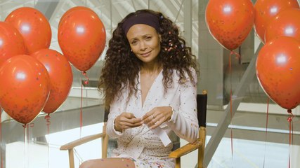 Thandie Newton Plays Pop Quiz