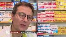 Médicaments : la fin du monopole des pharmacies?