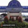 Clark Development Corporation apologizes to PNP chief Albayalde, son