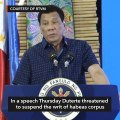 If Duterte declares revolutionary gov't, Robredo becomes president – Macalintal