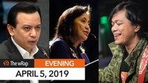 Opposition pushes back on Duterte's revolutionary government threat | Evening wRap