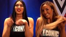 IIconics (Billie Kay and Peyton Royce) - Can the IIconics walk out of WrestleMania the WWE Women's Tag Team Champions?